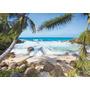 Rompecabezas Ravensburger De 1000 Piezas: Hermosa Playa