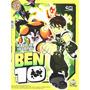 Figuritas Del Album Ben 10 - Año 2007 - Sticker Design