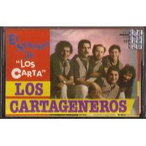 Los Cartageneros El Sonido De Los Carta Cassette 1990