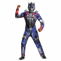 Disfraz Musculos Transformers Adulto Original Oferta 2da Sel