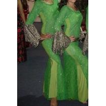 Traje Danza Árabe Saidi