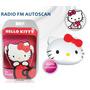 Hello Kitty Radio Fm Autoscan Con Auriculares Cresko