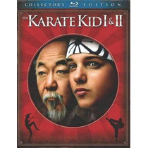 Blu-ray The Karate Kid 1 & 2 / Incluye 2 Films