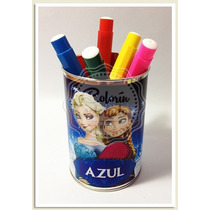 10 Latas Lapiceros Personalizadas :: Colorín Colorado