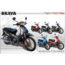 Kit De Plasticos Brava Nevada 110 (11 Piezas)