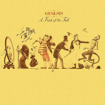 Genesis A Trick Of The Tail Vinilo Nuevo Importado 180 Grs