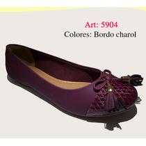 Chatitas Mujer Moda Invierno Primavera Getsemani Shoes