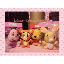 Souvenirs Winnie Pooh Crochet Amigurumi Regalo Niños