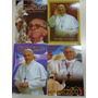 10 Tarjetas Del Papa Francisco Medida 12x17cm