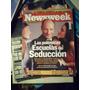 Newsweek Escuelas De Seducción Brad Pit Chavéz Duhalde