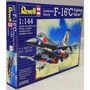 Revell 03992 F-16c Fighting Falcon 1:144 Milouhobbies