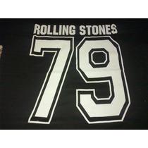 Remera Rolling Stones 79