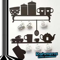 Vinilo Decorativo Para Cocinas - Nuevos Modelos! Rahmens