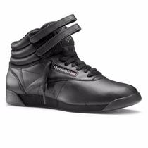 Zapatillas Reebok Freestyle Hi Negro