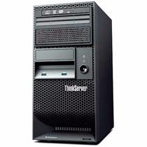 Servidor Lenovo Ts140 Intel Xeon E3 Quad Core 8gb 2tb