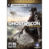 Tom Clancys Ghost Recon Wildlands Gold Ed Pc Steam Original