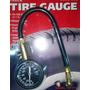 Manómetro Manguera Medidor De Presión De Aire De Neumáticos