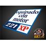 Calco Ford Falcon Xp / Equipado Con Motor 221 Xp