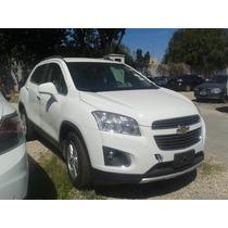 Chevrolet Tracker Ltz 2016 ; Juan Jaufret