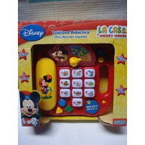 Telefono Didactico De Mickey
