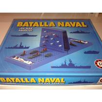 Juego De Mesa Batalla Naval Ruibal 2 Jugadores