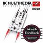 Ik Multimedia Irig Mix Dj Mezclador Controlador Dj Portátil