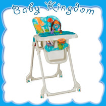 Nueva Silla Comer Bebe-chicos Fisher Price.con Juguete.video
