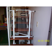 Puertitas Proteccion Seguridad Bebes Niños Puertas Escaleras