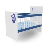Cuna Altura Regulable Piro Icu130 127 X 64,7 X 96,3 Cm