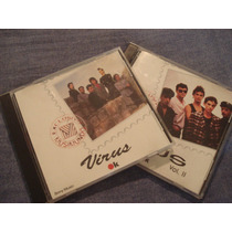 Virus - Ok Musimundo Vol.1 Y Vol.2 - Made In Brasil / 2 Cd