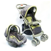 Coche Travel System Pariggi Duck Ci