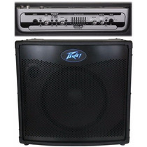 Peavey Tko 115 Bass Combo De Bajo 400w 1 Par 15 + Tweeter