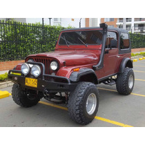 Jeep Cj7 Mod 78 Automatico