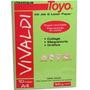 Hojas A4 X 10 Vivaldi Toyo 120grs