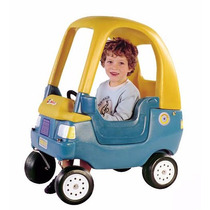 Auto Andador Coupe Con Puertas Rotoys En Jugueteria Smile