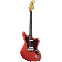 Guitarra Eléctrica Squier Vintage Modified Jaguar Fiesta Red
