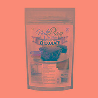 Bolo de Chocolate Integral Sem Açúcar - 400g - NutriPleno