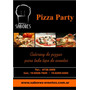 Pizza Party - Mesas Dulces - Catering - Eventos