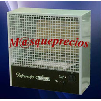 Estufa Convector Calefacror Infrarrojo 3000 Kcal/h Multigas