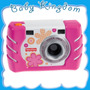 Camara Fotos Digital Fisher Price. Jugueteria Baby Kingdom.