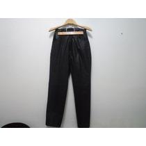 Pantalon De Cuero Marca Genuine Unisex Talle 42 Nuevo