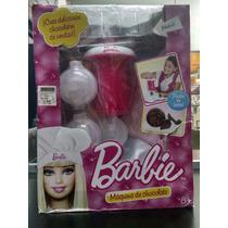 Maquina De Chocolate Barbie