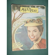 Revista Maribel 1134 -10ago54- Gilbert Chase Costura Moda