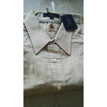 Camisa Tommy Hifiger Original Y 100% Algodon