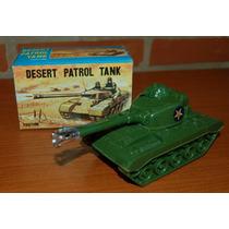 Antiguo Tanque De Guerra A Friccion Desert Patrol Hong Kong