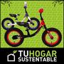 Caminador Bicicleta Sin Pedales Kick 12 Aurora Aprendizaje