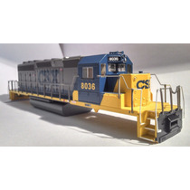 Locomotora Bachmann Sd40-2 Solo Carroceria Ho 1/87