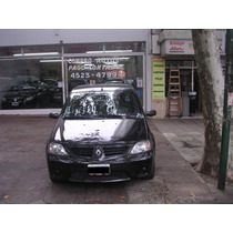 Renault Logan 1.6 Año 2011 Gnc !! Motor Okm En Garantia !!