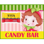Kit Imprimible Frutillita Bebe Tarjetas Candy Bar