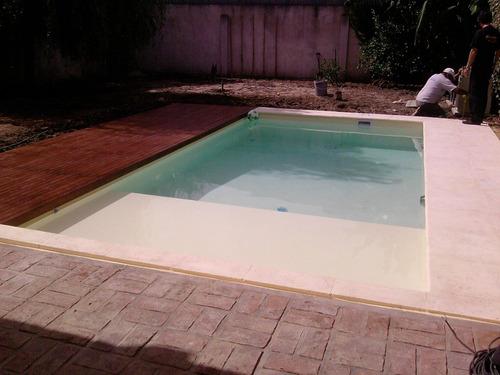 Construcci n de piscinas sistema europeo en hormig n for Construccion de piscinas argentina